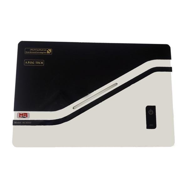 دستگاه تصفیه کننده هوا ام بی پلاس مدل AC8000