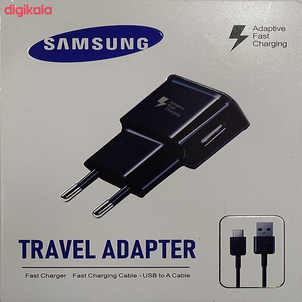 شارژر دیواری  مدل EP-TA800EWE به همراه کابل تبدیل USB-C main 1 3
