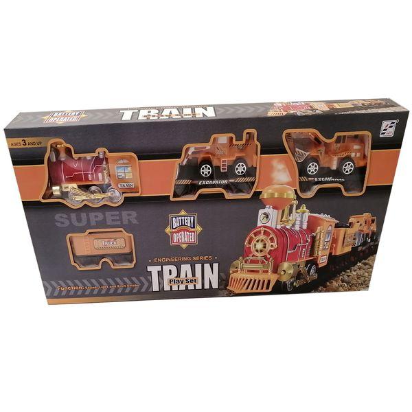 قطار اسباب بازی مدل 19021