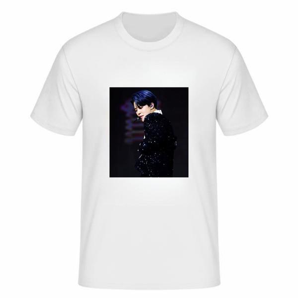 تی شرت آستین کوتاه زنانه مدل بی تی اس tme268