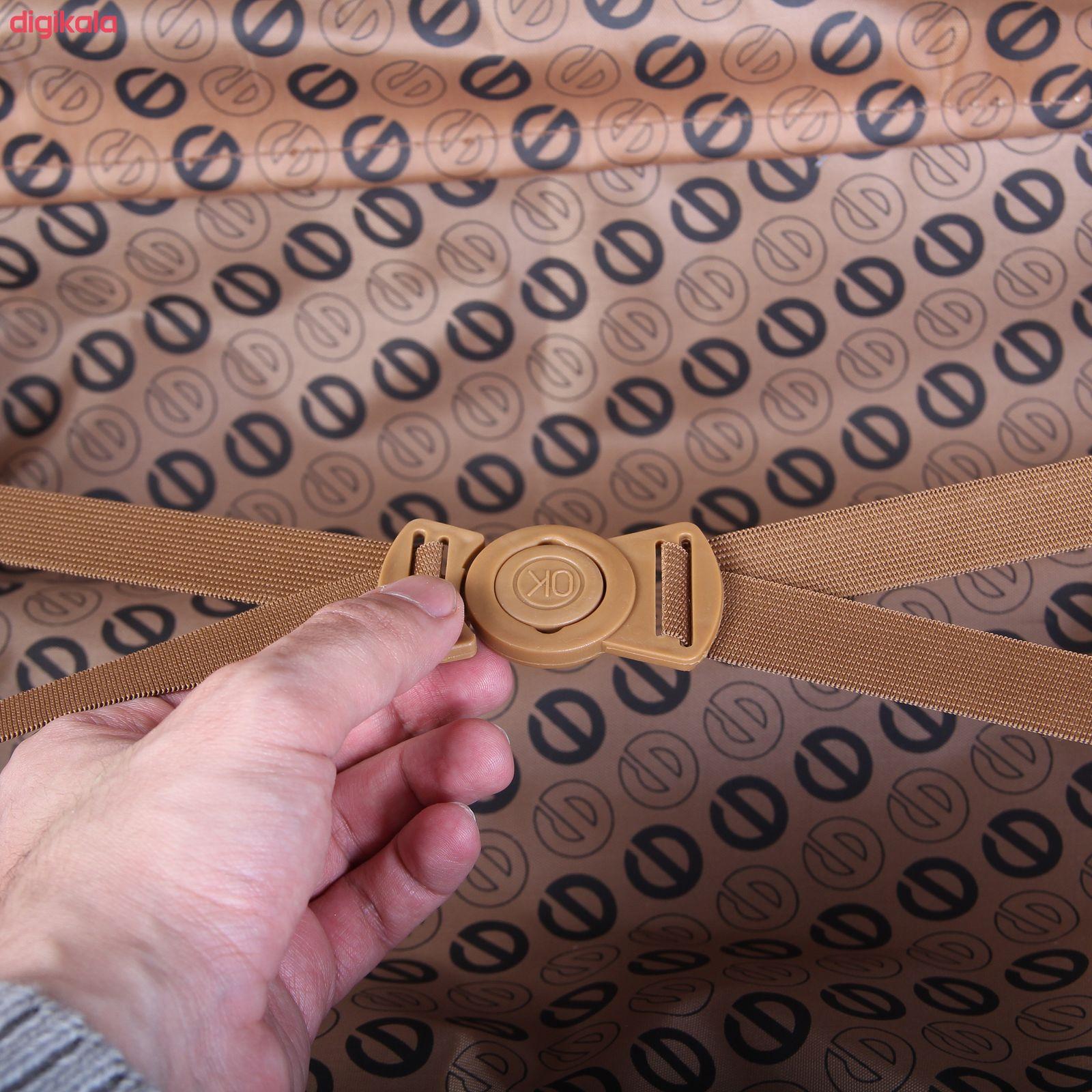 مجموعه سه عددی چمدان مدل 10021 main 1 6