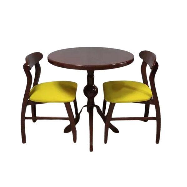 میز و صندلی ناهارخوری مدل Ti2-602