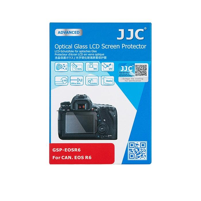 بررسی و {خرید با تخفیف} محافظ صفحه نمایش دوربین جی جی سی مدل GSP-EOSR6 مناسب برای دوربین کانن EOS R6 اصل