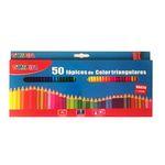 مداد رنگی 50 رنگ D'Marita مدل GRATIS thumb