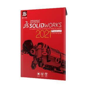 نرم افزار Solid Works 2021 نشر جي بي تيم