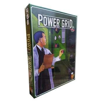 بازی فکری بازبازی مدل POWER GRID