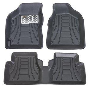کفپوش سه بعدی خودرو ماهوت مدل لب برگردان مناسب برای کوییک