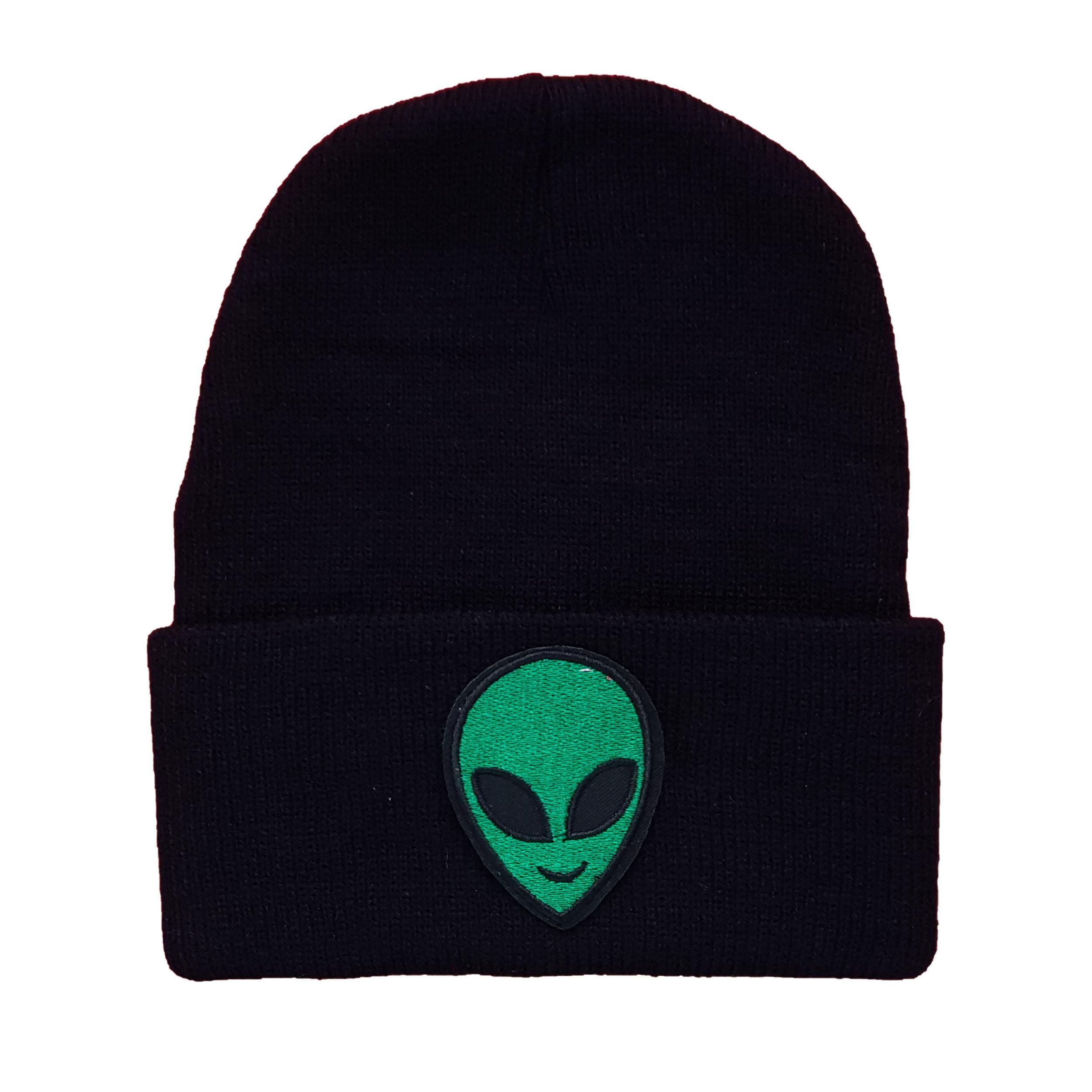 کلاه بافتنی طرح Alien2 کد KO-30