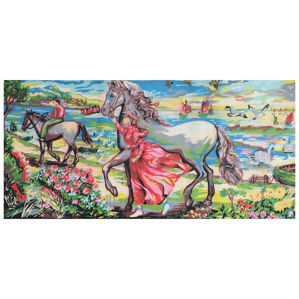 کوبلن طرح اسب و قو کد 001