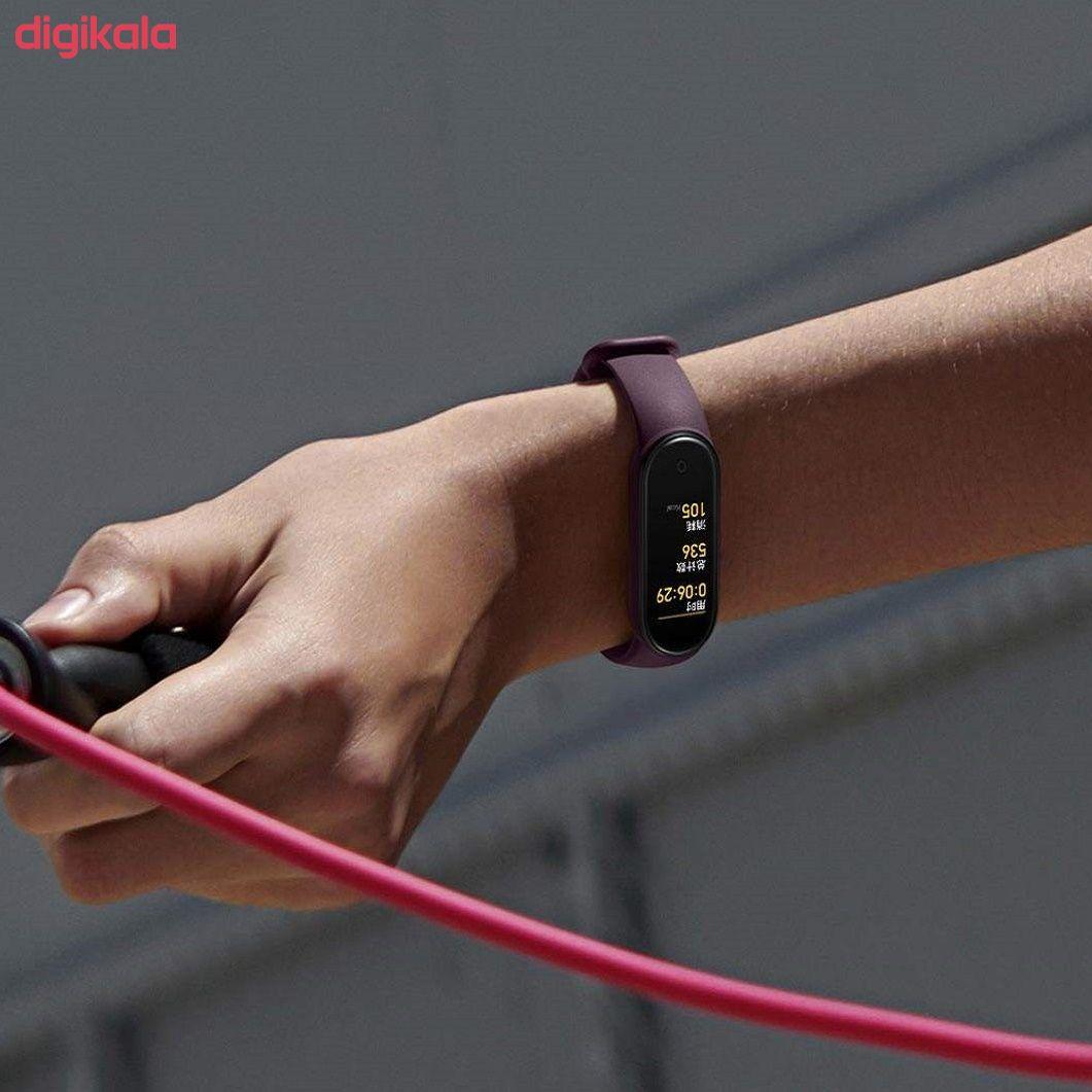 مچ بند هوشمند امیزفیت مدل Band 5  main 1 14