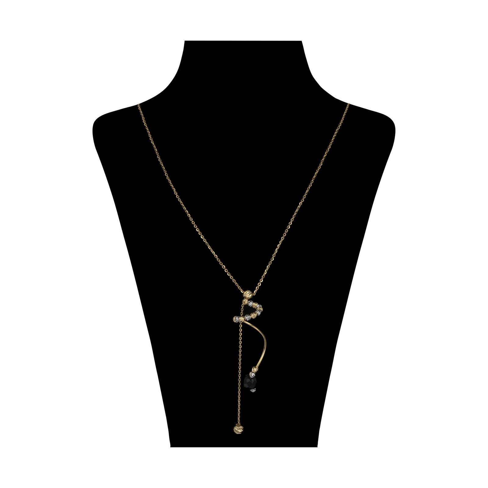 گردنبند طلا 18 عیار زنانه سیودو مدل 145719 -  - 2