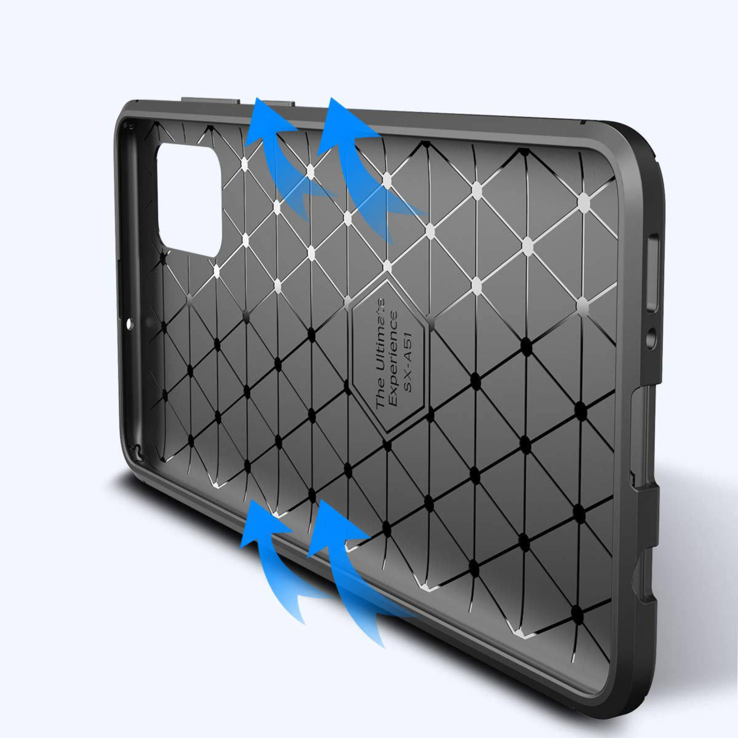 کاور لاین کینگ مدل A21 مناسب برای گوشی موبایل سامسونگ Galaxy A51 thumb 2 11