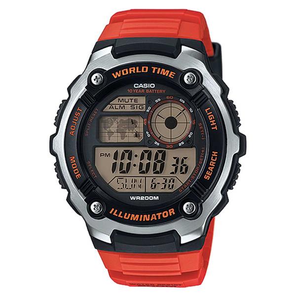 ساعت مچی دیجیتال مردانه کاسیو مدل AE-2100W-4A