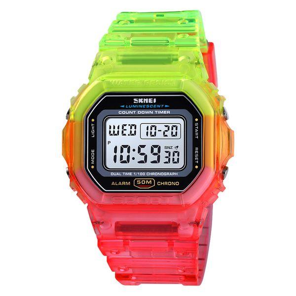 ساعت مچی دیجیتال اسکمی مدل 1622 GR-RD