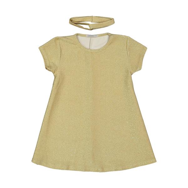 ست پیراهن و تل مو دخترانه تودوک مدل 2151259-17