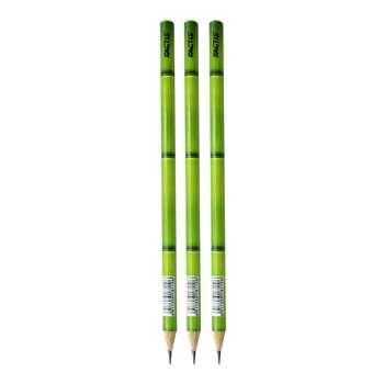 مداد مشکی فکتیس مدل بامبو کد 414 بسته 3 عددی