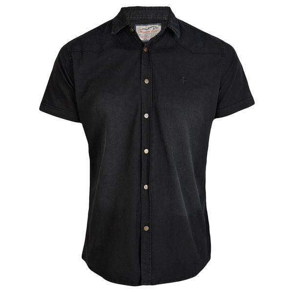 پیراهن آستین کوتاه مردانه مدل 344007302