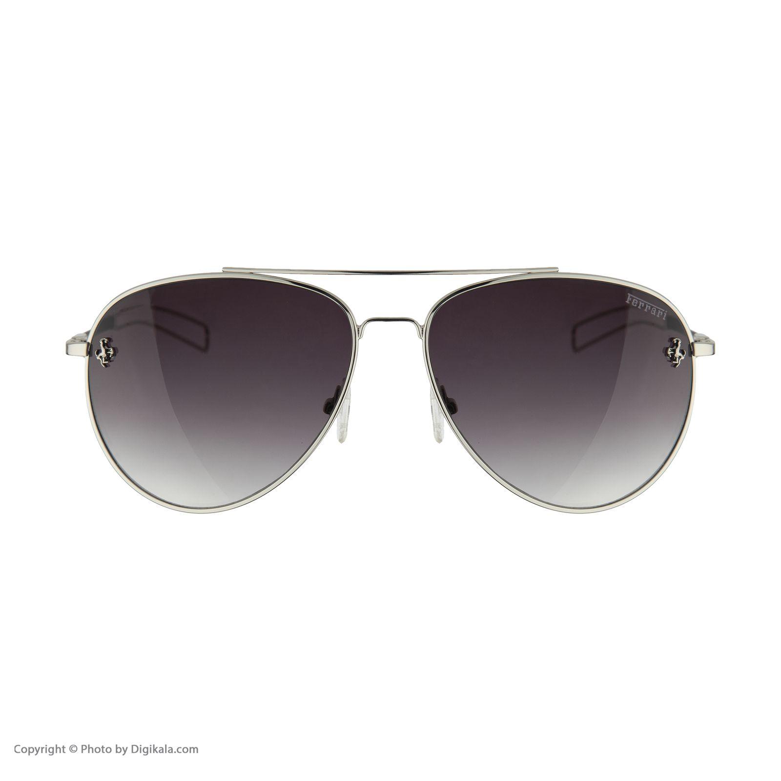 عینک آفتابی فراری مدل 13799 -  - 5