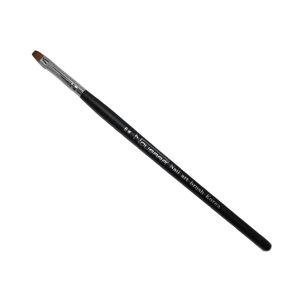 قلم موی کاشت ناخن نوبارا شماره 6