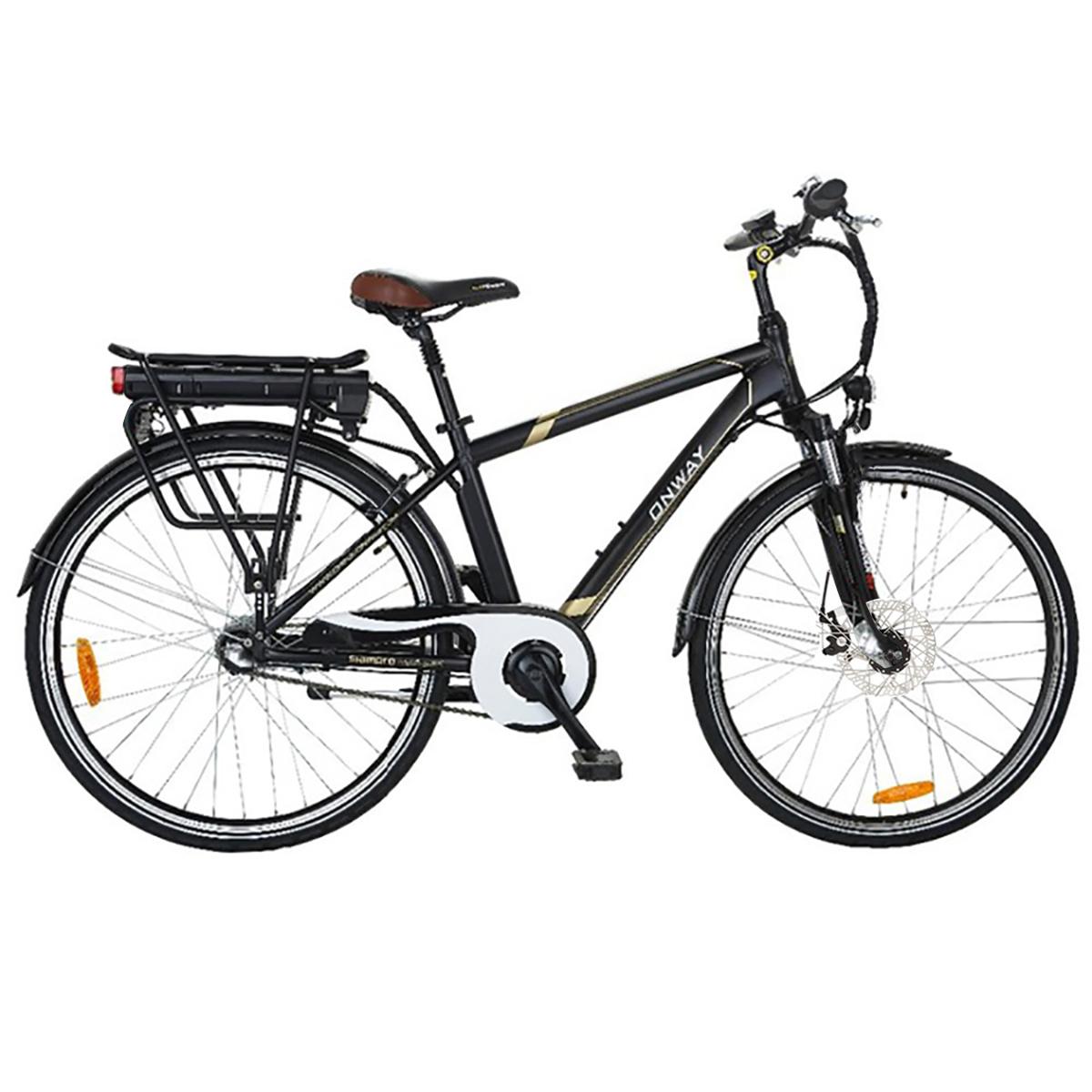 دوچرخه برقی آن وی مدل HF-7001301B36V500w سایز 26