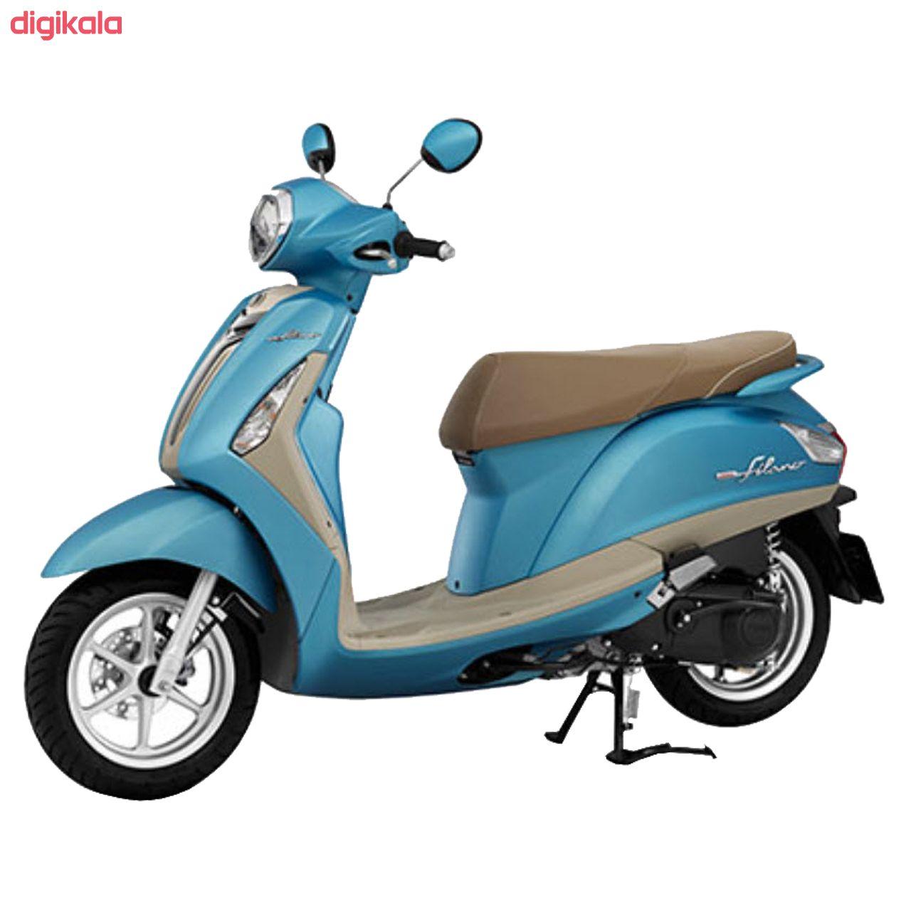 موتورسیکلت یاماها مدل GRAND FILANO استانداردحجم 125 سی سی سال 1399 main 1 6