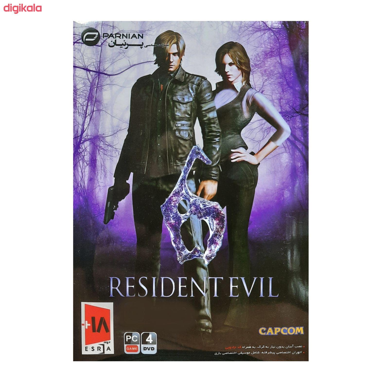 بازی Resident Evil 6 مخصوص pc main 1 1
