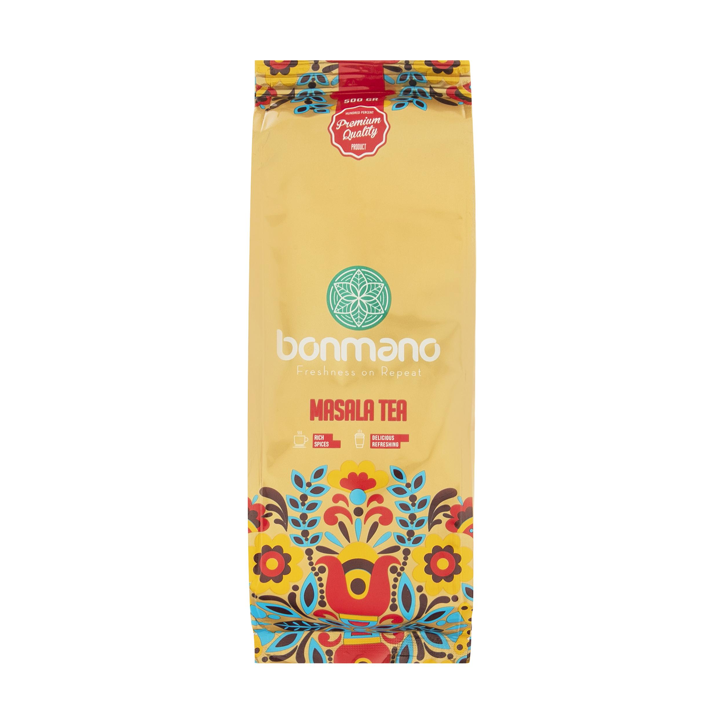 چای ماسالا بن مانو - 500 گرم