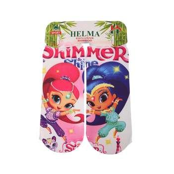 جوراب دخترانه هلما مدل H010