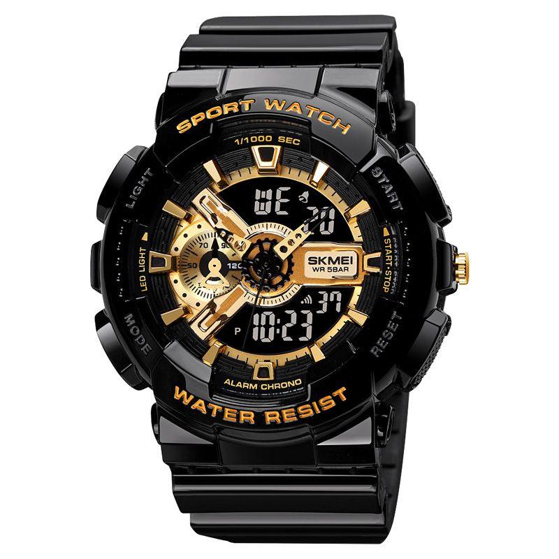 ساعت مچی دیجیتال اسکمی مدل 88-16 کد 01 -  - 16