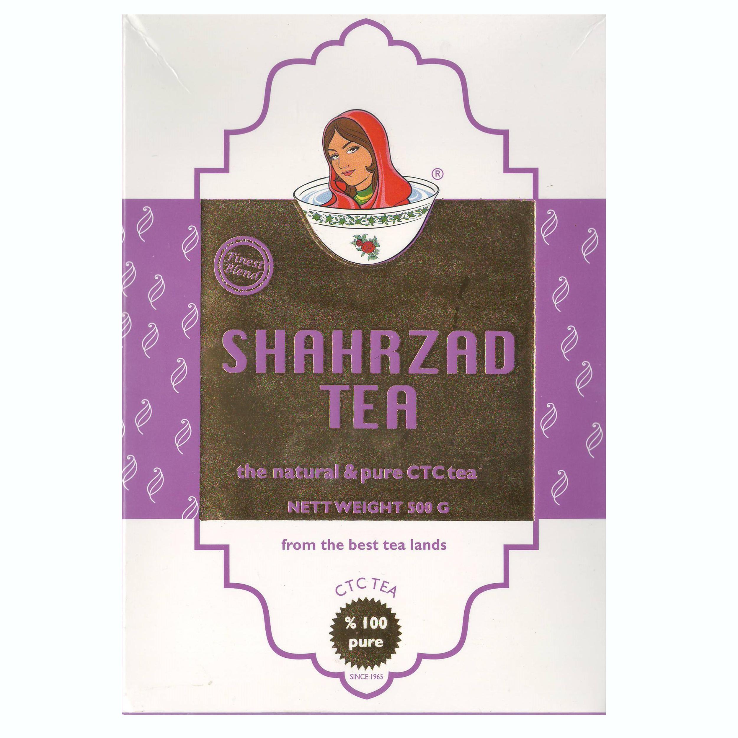 چای سیاه خالص شهرزاد - 500 گرم main 1 1
