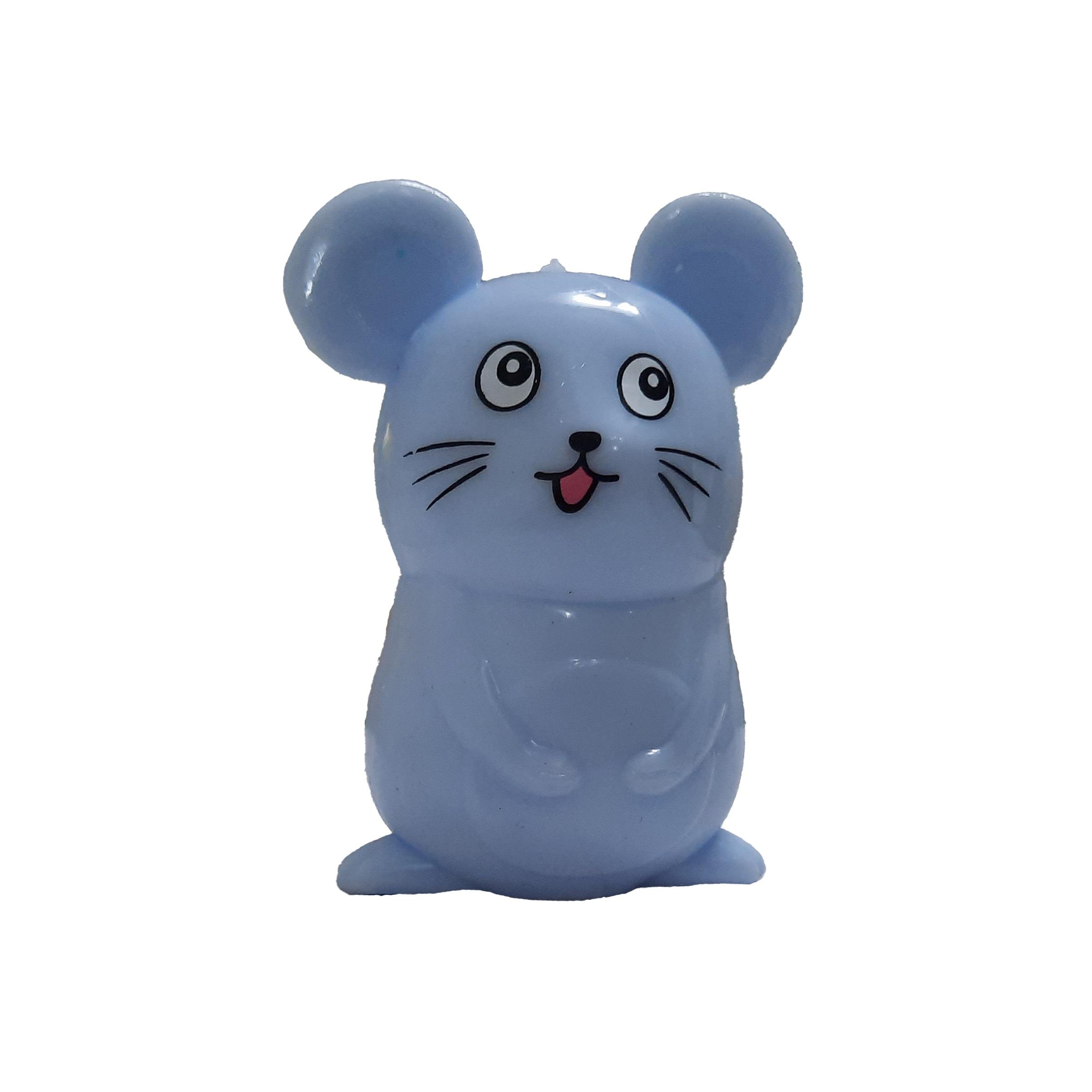 فیجت ضد استرس طرح موش مدل خامه ای کد  FH110