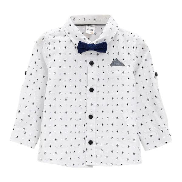 پیراهن پسرانه دفکتو مدل L4020a2