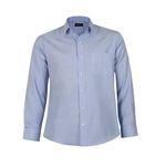 پیراهن آستین بلند مردانه ناوالس مدل NOx8020-BL thumb