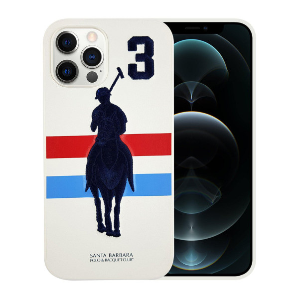 کاور پولو مدل 03 مناسب برای گوشی موبایل اپل iPhone 12 / 12 Pro