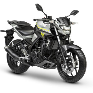 موتور سیکلت یاماها مدل MT25 حجم 249 سی سی