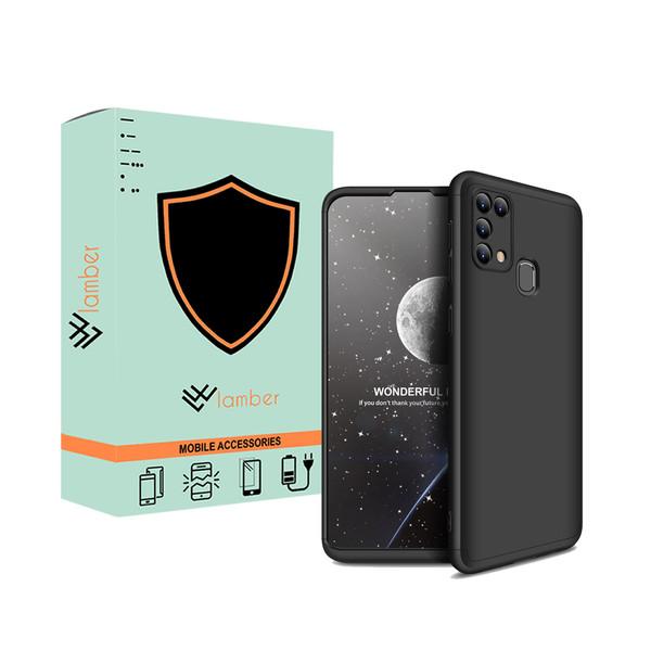کاور 360 درجه لمبر مدل LAMGK-1 مناسب برای گوشی موبایل سامسونگ Galaxy M31