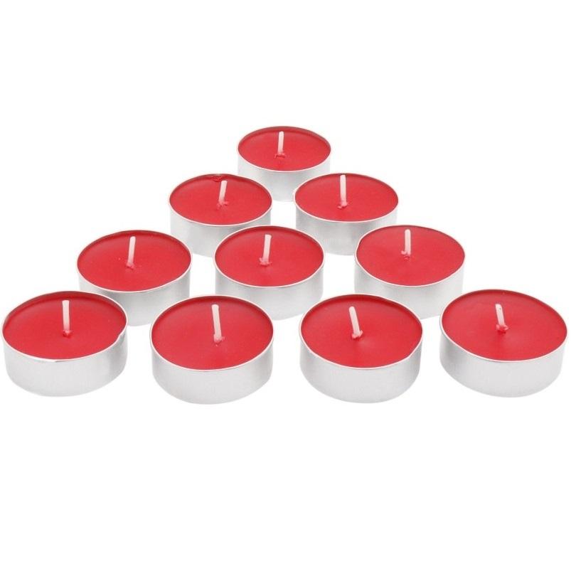 شمع وارمر مشک کد 10 بسته 10 عددی