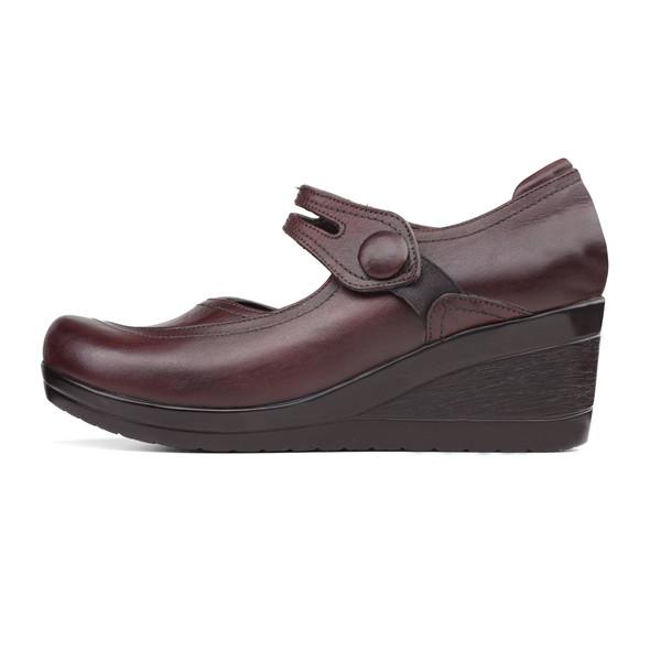 کفش طبی زنانه روشن مدل شبنم کد 22