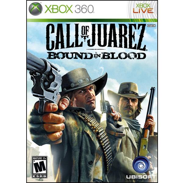 بررسی و {خرید با تخفیف}                                     بازی Call of Juarez Bound in Blood مخصوص Xbox 360                              اصل