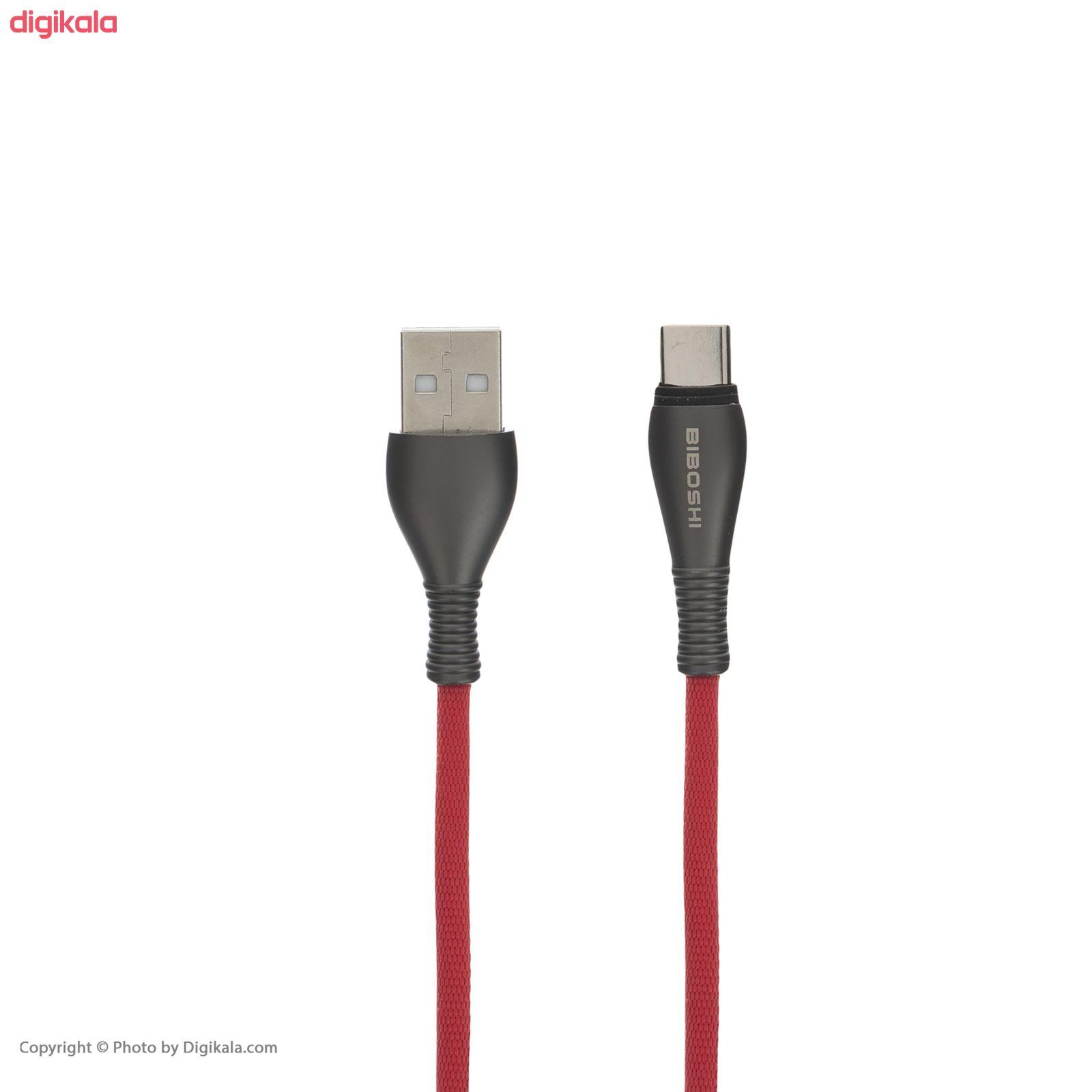 کابل تبدیل USB به USB-C بیبوشی مدل A05 طول 1 متر main 1 1