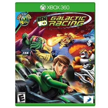 بازی Ben10:Galactic Racing مخصوص Xbox 360