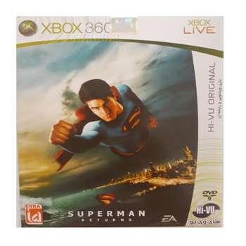 بازی superman returns مخصوص xbox 360