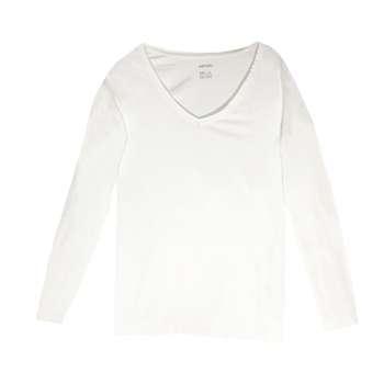 تی شرت آستین بلند زنانه اسمارا مدل 301927