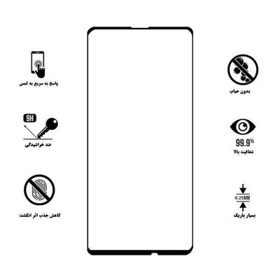 محافظ صفحه نمایش وایت ولف مدل WGF2 مناسب برای گوشی موبایل هوآوی Nova 3 بسته 3 عددی