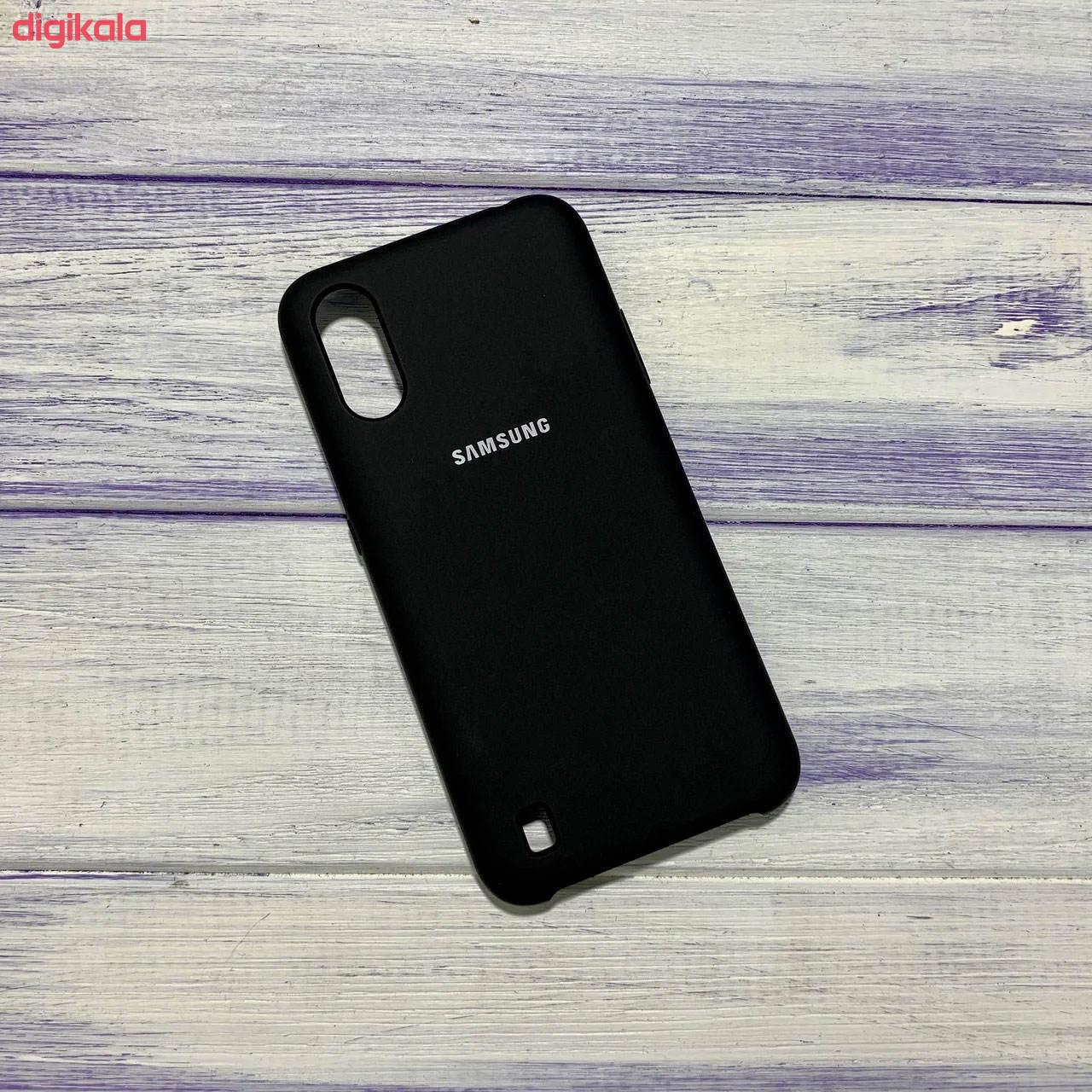 کاور مدل SLCN مناسب برای گوشی موبایل سامسونگ Galaxy A01 main 1 10