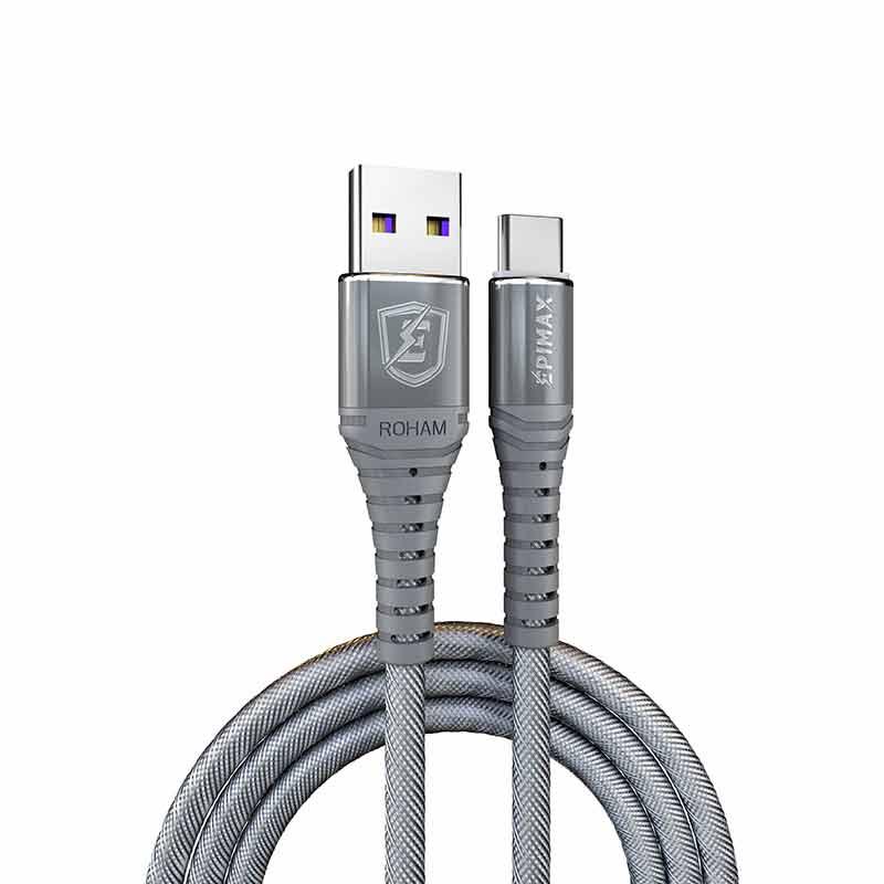 کابل تبدیل USB به  USB-C اپیمکس مدل EC - 11 طول 1.2 متر