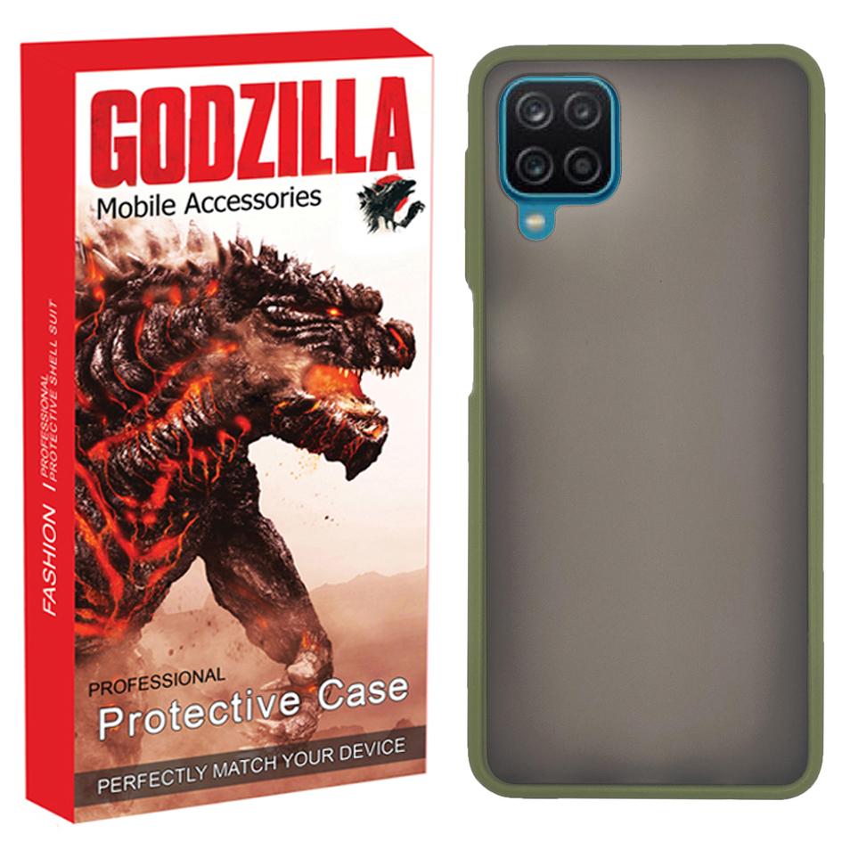 کاور گودزیلا مدل CGMA مناسب برای گوشی موبایل سامسونگ Galaxy A12