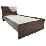 تخت خواب یک نفره مدل TB22 سایز 200x96 سانتی متر  thumb