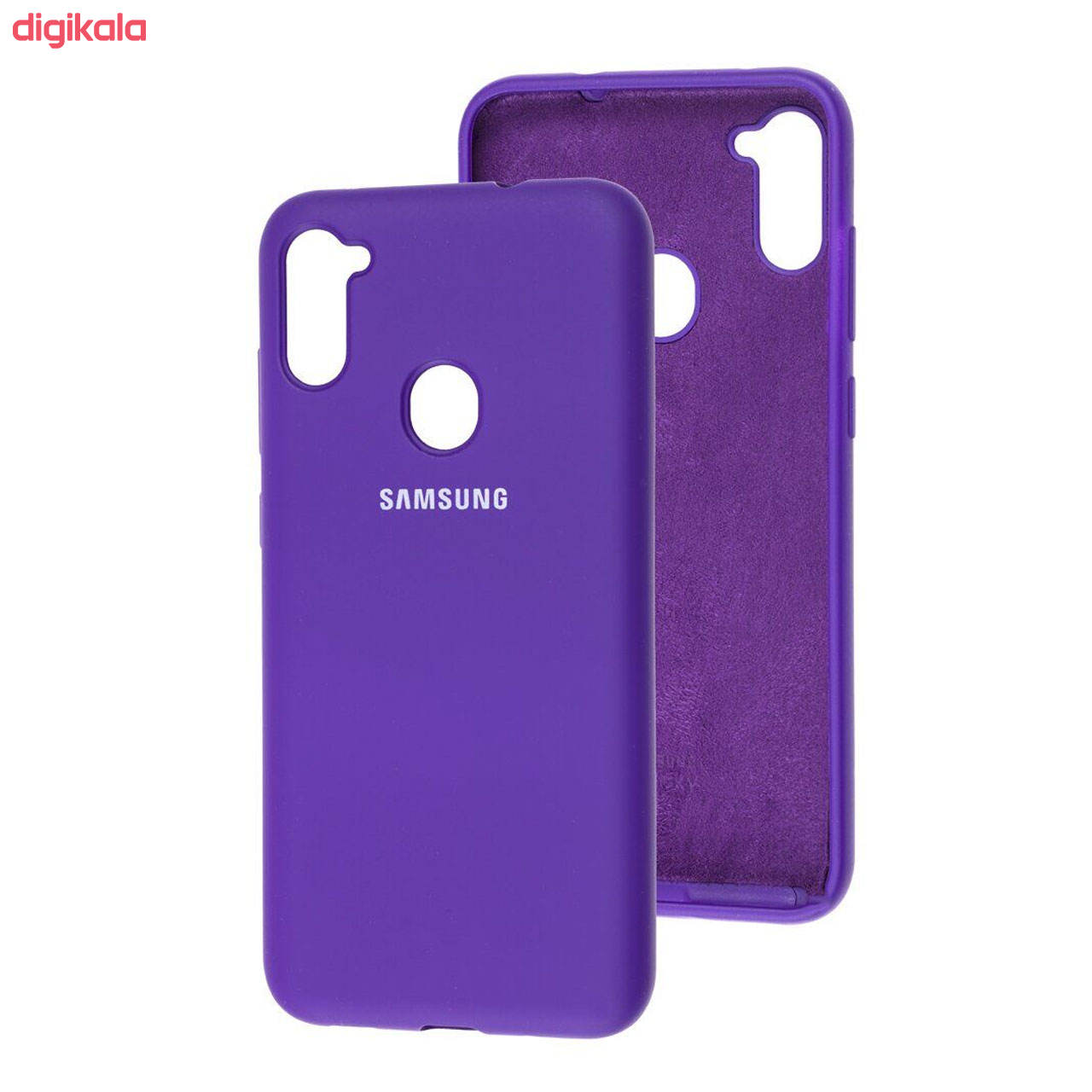 کاور مدل SLCN مناسب برای گوشی موبایل سامسونگ Galaxy A11 main 1 12
