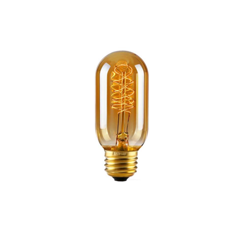 لامپ فیلامنتی 40 وات مدل پیچی پایه E27